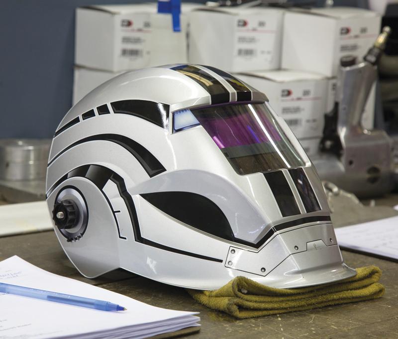 Hallway Cars Helmet