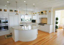 Hanford Cabinet White Kitchen