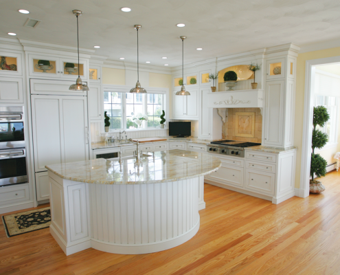 Hanford Cabinet White Kitchen