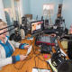 Ibby and Dave at iCRV RADIO Chester