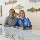 Spectrum Gallery Director Barbara Nair And Balan