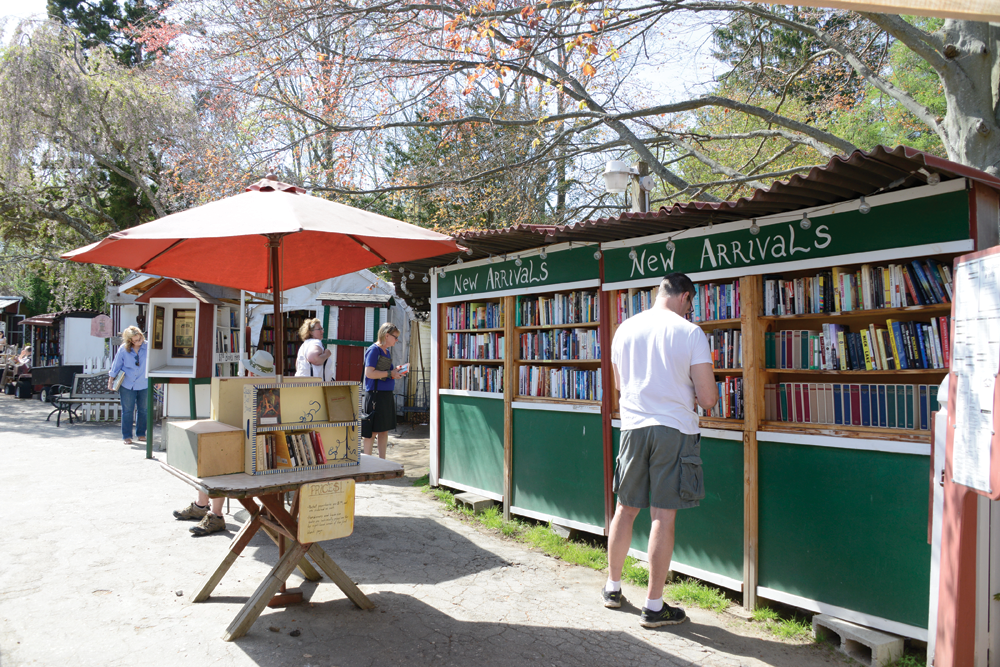 The Eclectic Amp Constantly Expanding Book Barn