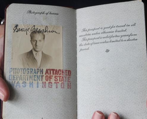 George Gershwin - Passport