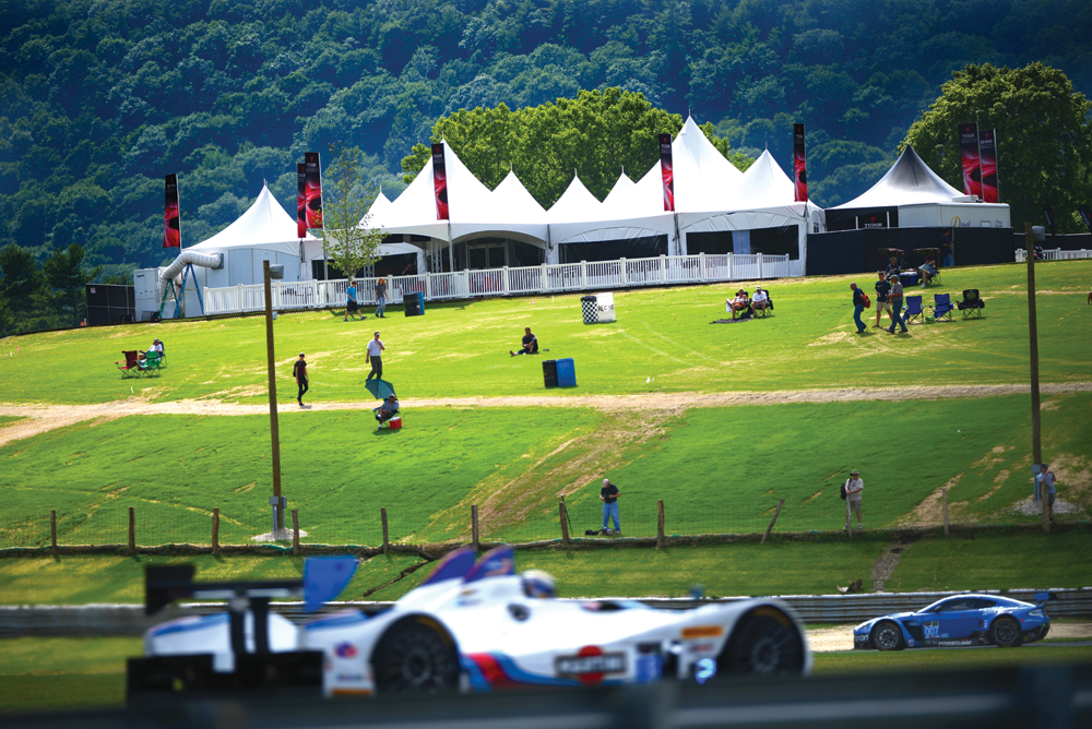 Lime Rock Park  The must drive 1 12 miles  Ink Publications