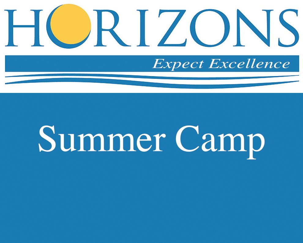 horizons summer camp - a light on the horizon