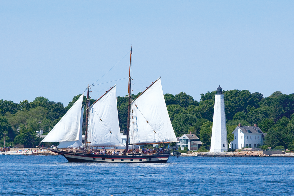 The Mystic Whaler Continuing An American Maritime Tradition Ink Publications