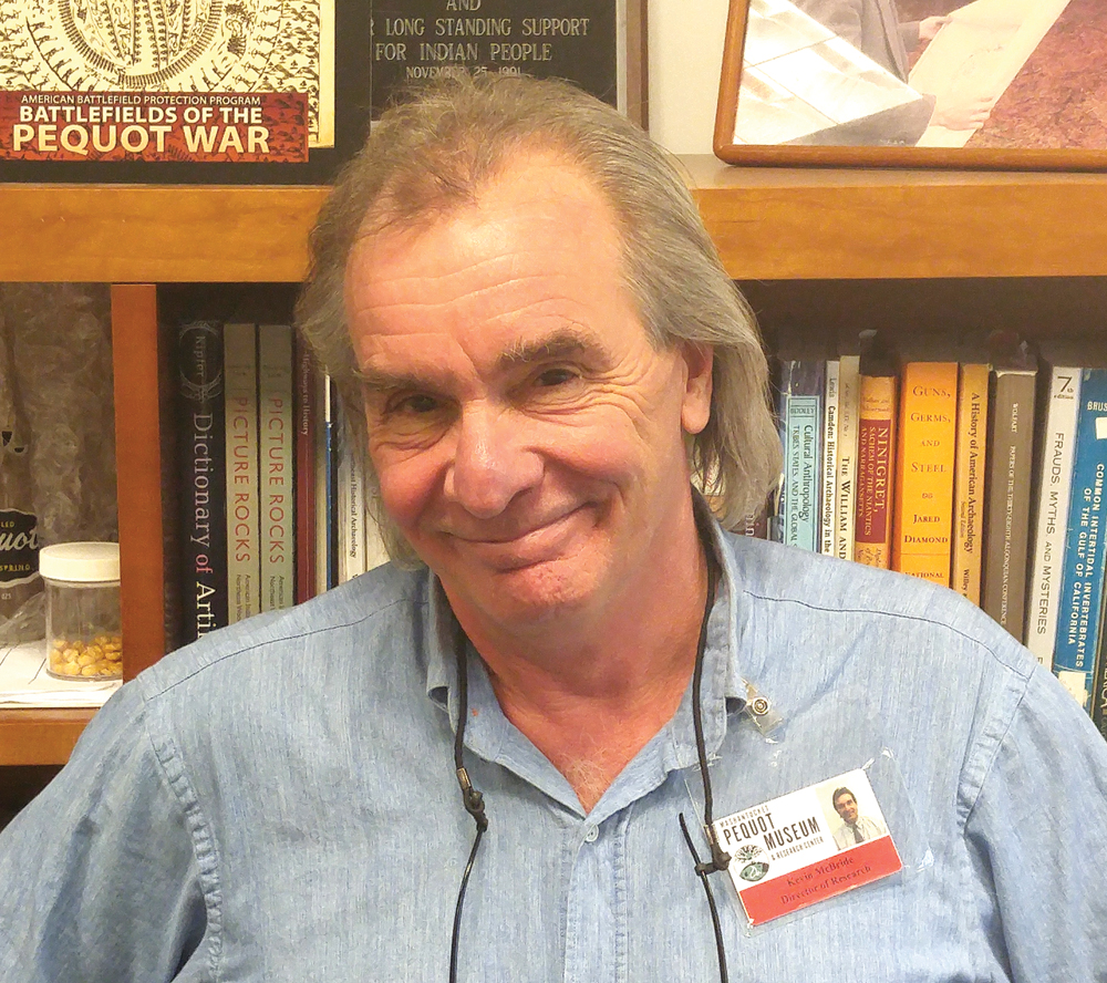 Kevin McBride – Director of Research