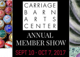 Annual Members Show - Carriage Barn Arts Center