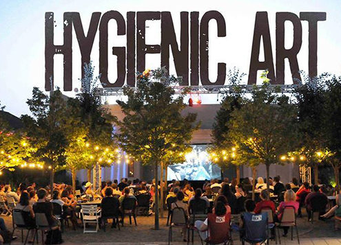 Hygienic Art Park Summer Flickers