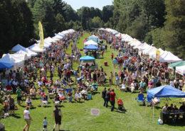 Open Air Market Festival Wadsworth Mansion