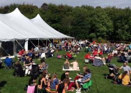Stonington Vineyards Harvest Food & Wine Festival