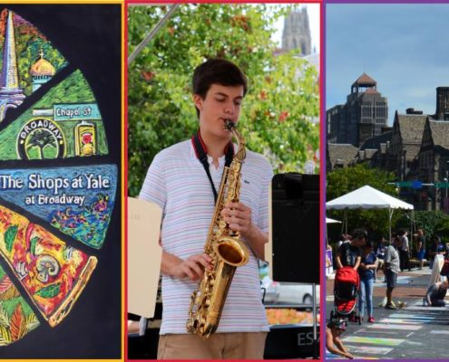 New Haven Chalk Art Festival