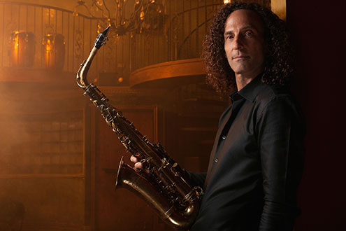 Kenny G - Ridgefield Playhouse