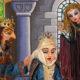 Sleeping Beauty Puppet Show