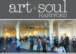 Art+Soul Hartford Holiday Market