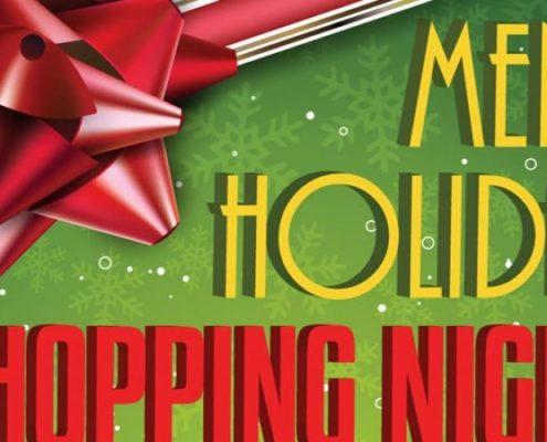Guilford Art Center - Men's Shopping Night