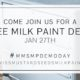 Milk Paint Demo Day