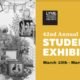 Lyme Academy Student Exhibition