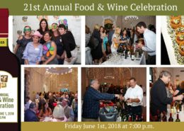 21st Annual Food & Wine Celebration