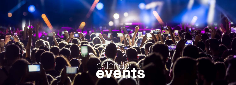 Ink Publications - Calendar of Events