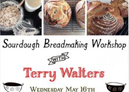 Sourdough Bread Making Workshop