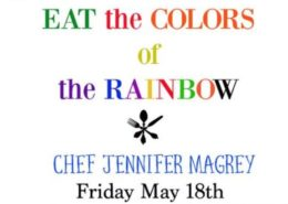 Eat Colors Rainbow Weekend Kitchen