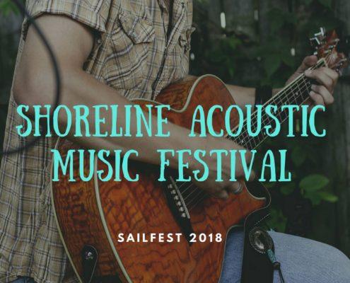 Shoreline Acoustic Music Festival - Sailfest