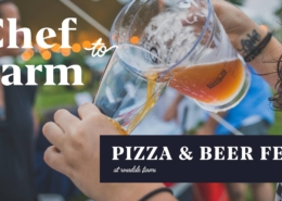 Savoy Road Show: Pizza & Beer