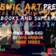 Hygienic Halloween Bash: Comic Books & Superheroes