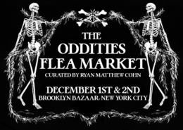 Holiday Oddities Flea Market