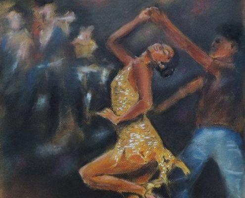 Salsa con Guayabera Social