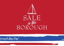 Sale Borough/Borough Bag Day