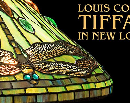 Tiffany New London