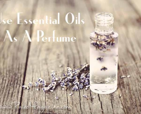 Natural Perfume Blending Workshop